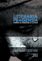 Towards a Lachrymology: Tears in Literature & Cultural History